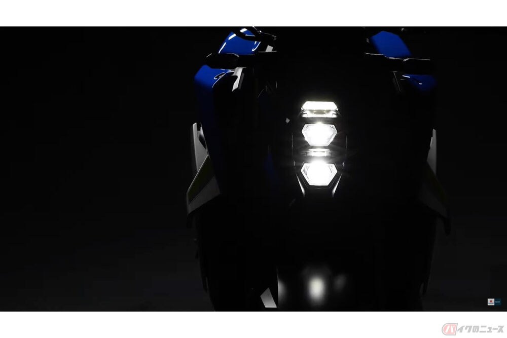 スズキ「GSX-S1000」新型モデルのティザー動画公開 ウイングレットを新たに採用!?