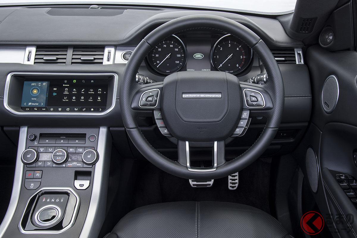 新車の国産SUVを選ぶより中古で初代「レンジローバー イヴォーク」を買った方が幸せな理由とは