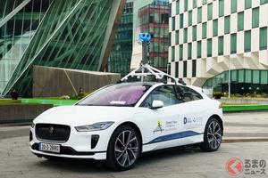 ジャガーとGoogleがタッグを組んで環境問題を解決!? 「I-PACE」をストリートビュー用車両に採用