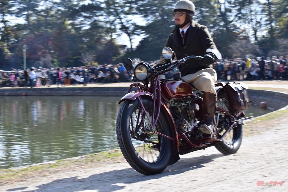 約100年前から愛知県津島市にはモータースポーツ文化があった!「ビンテージバイク・ラン in TSUSHIMA」見聞録