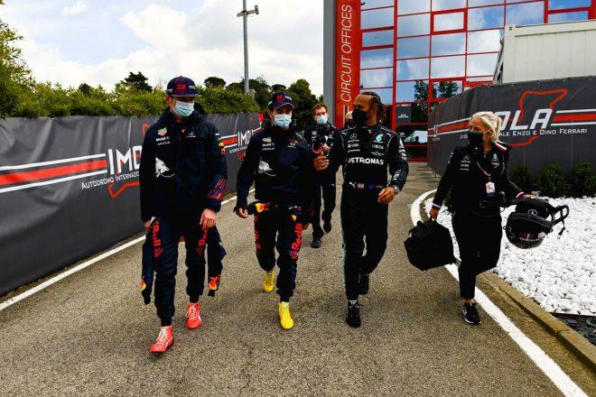 F1第2戦エミリア・ロマーニャGP予選トップ10ドライバーコメント(2)