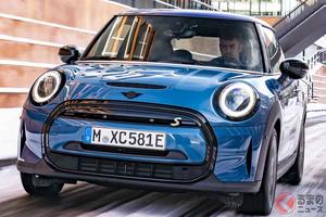 MINI最新の電気自動車「ミニクーパーSE」が大幅改良! 欧州では3月登場