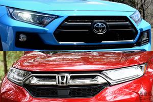 海外向け車なぜトヨタは成功? 海外人気は同等もホンダ車は国内導入で販売不振に陥る訳