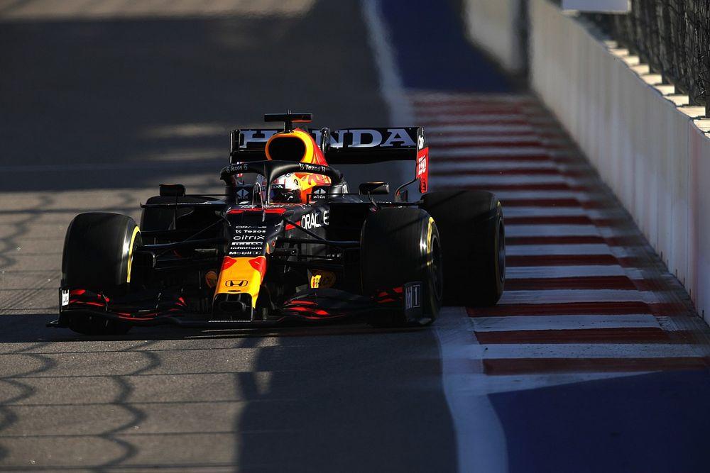 ホンダ勢、F1ロシアGP初日はスムーズな1日に。フェルスタッペンのPUは「どこかで交換しなくてはいけなかった」と田辺TD
