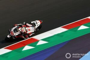 MotoGPエミリア・ロマーニャFP2:中上貴晶、2番手タイム! トップはKTMのブラッド・ビンダー