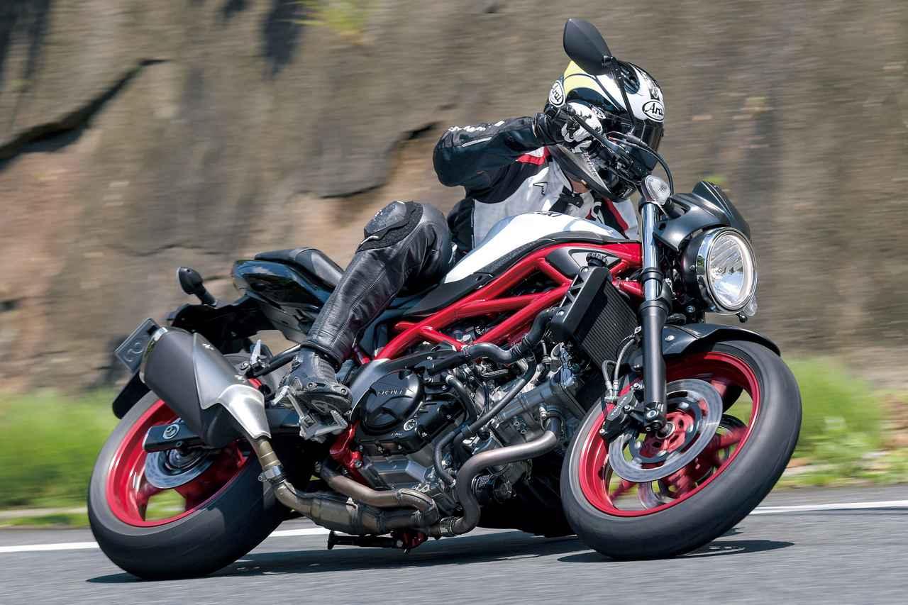 スズキ「SV650」の魅力を解説|足つきがよくて扱いやすい! 安心できて楽しめる大型バイクとしてビギナーにもおすすめ