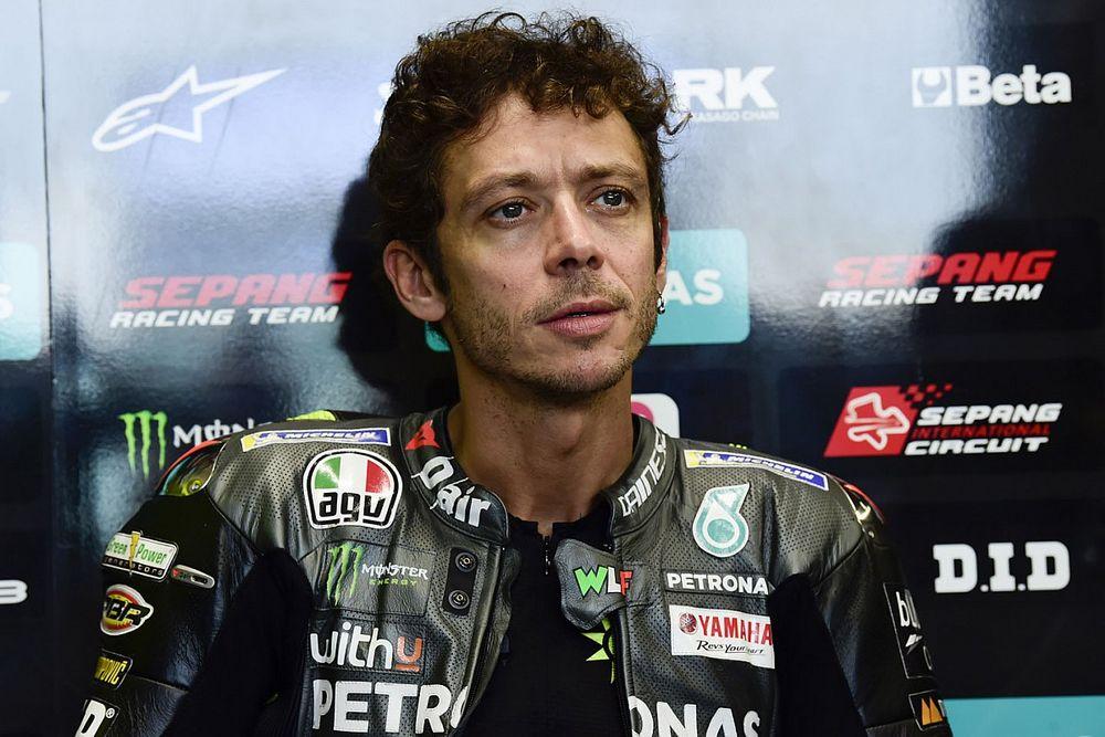 【MotoGP】VR46、未だ参戦計画がはっきり見えず。ロッシは質問攻めに対し「僕はライディングに集中しなければならない」