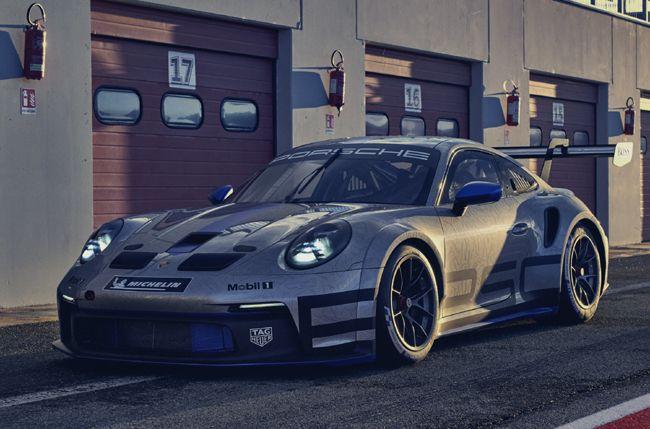 ポルシェ911(992)のレーシングモデル「GT3カップ」が日本での予約受注をスタート