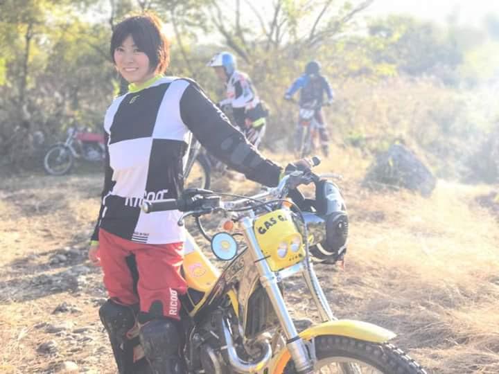 「あの美しさに見惚れて……」女子ジャーナリストが「オフロードバイク」にハマった意外な理由とは