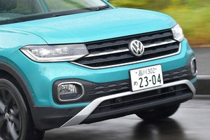 VWのSUV3兄弟の末っ子、T-Crossは走行性能もちょうど良いのか? 公道試乗で実力を試す!