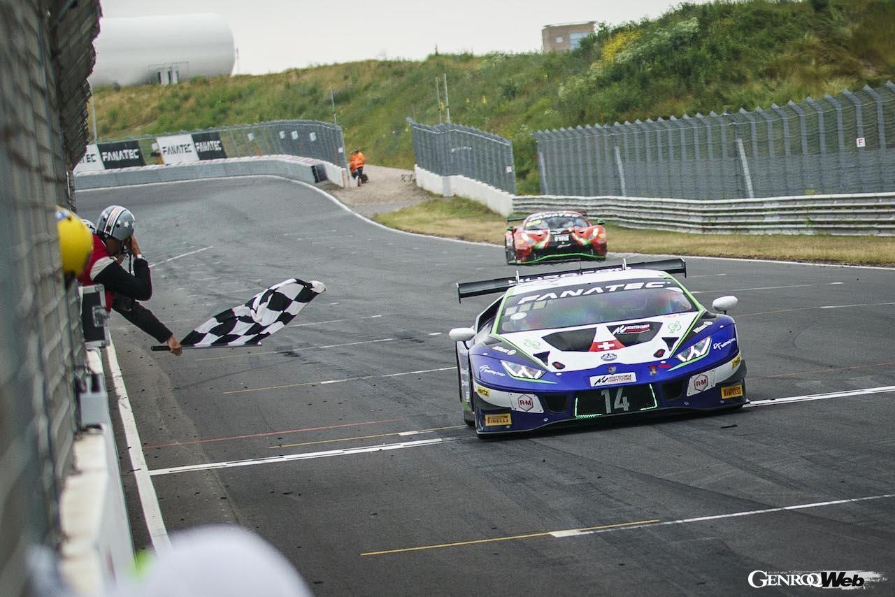 ランボルギーニ ウラカン GT3 EVO、1ウィークで3勝をあげる最高の記録を達成 【動画】