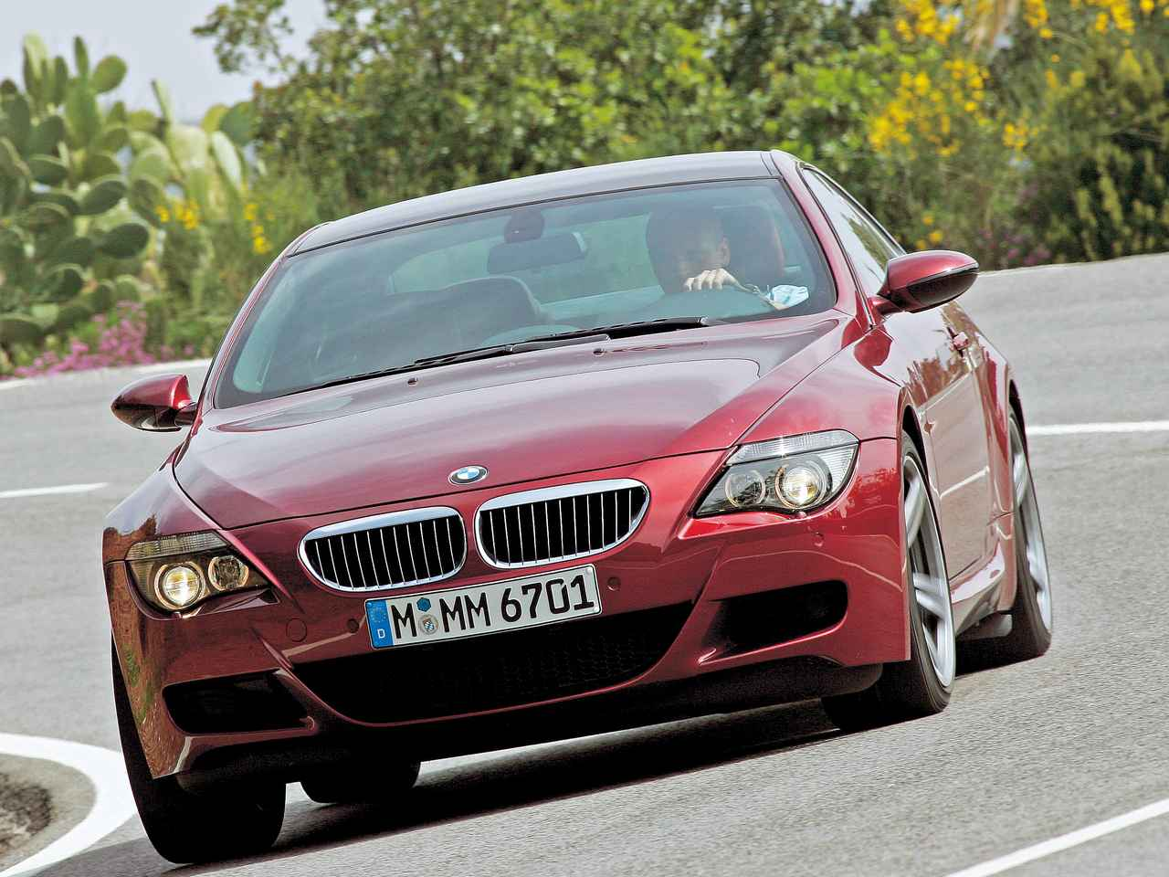 【ヒットの法則32】BMW M6クーペはM社の技術を結集して開発されたレース用ベース車両だった