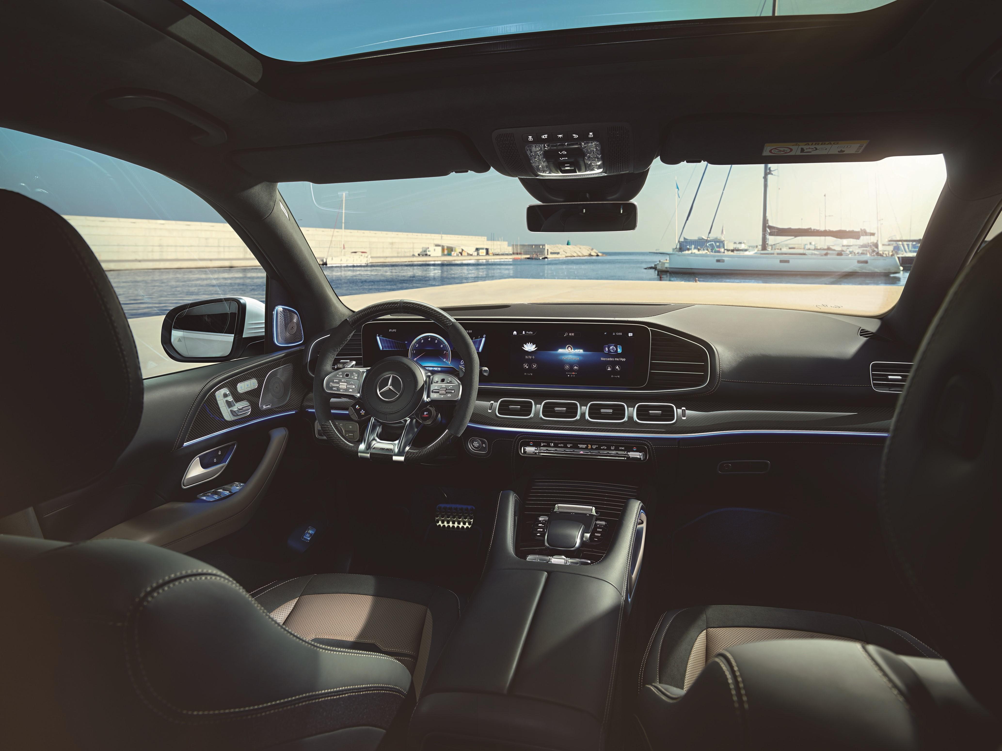 メルセデス日本、AMG最強のSUVモデル「GLE 63」と「GLS63」を国内発売