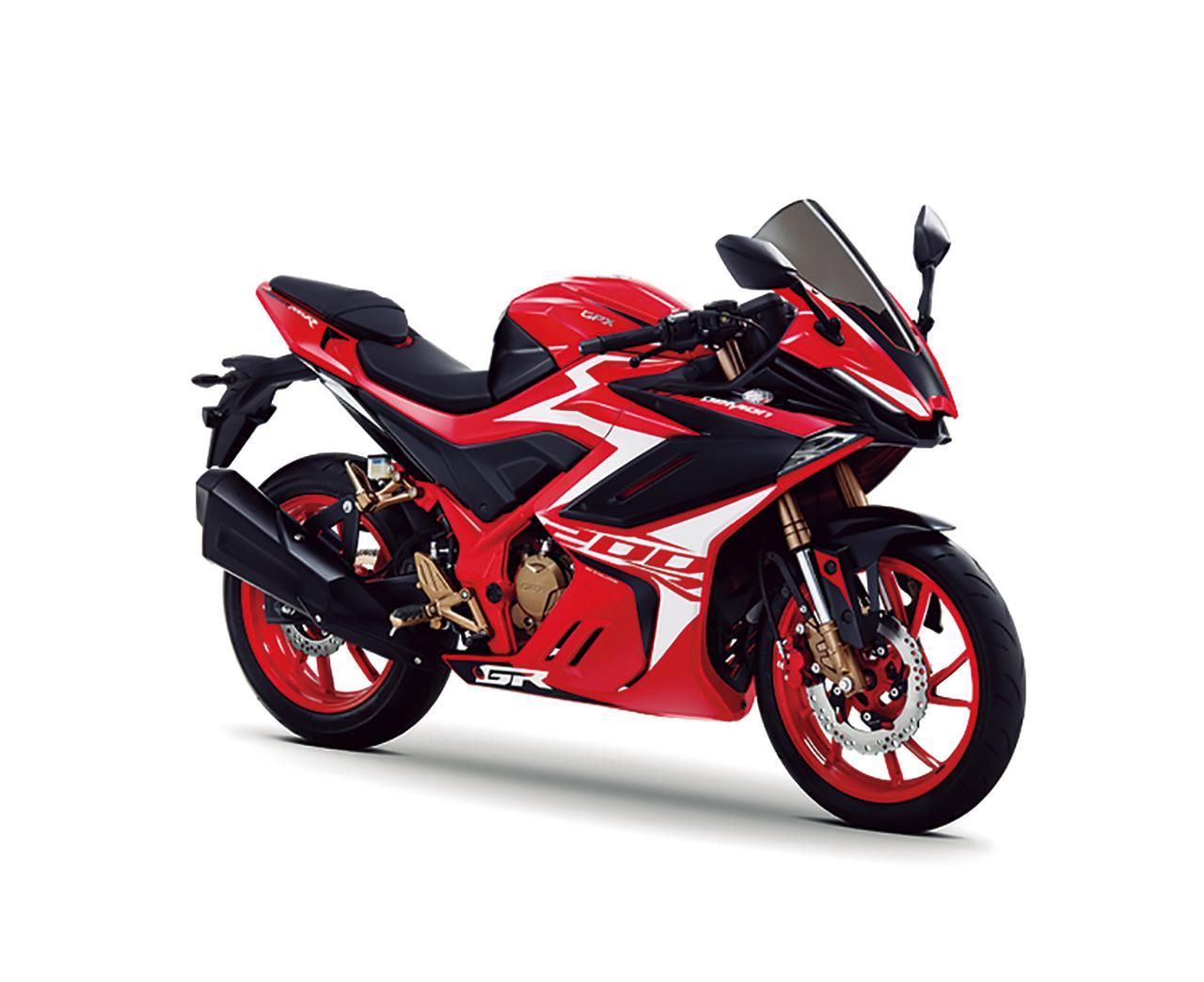GPX「デーモンGR200R」【1分で読める 2021年に新車で購入可能な200ccバイク紹介】