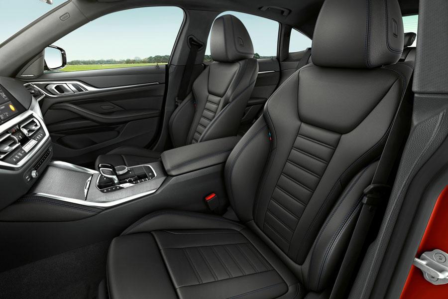 BMW「4シリーズ グランクーペ」「M440i xDrive グランクーペ」登場