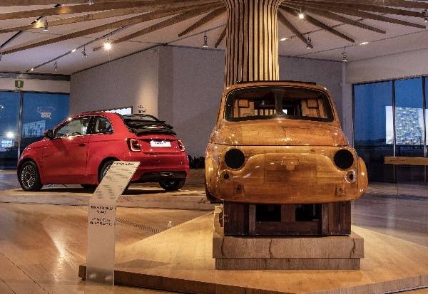 【フィアット500の歴史辿る】「カーザ・チンクエチェント」トリノ旧工場にオープン