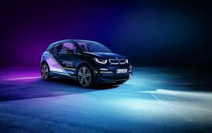 BMW、CES 2020で2シーターコンセプト「i3 アーバンスイート」をワールドプレミア