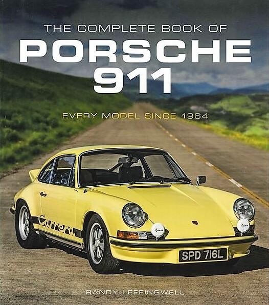 フェルディナンド・ポルシェ博士の傑作911シリーズを初代から992まで網羅した大判写真資料集【新書紹介】
