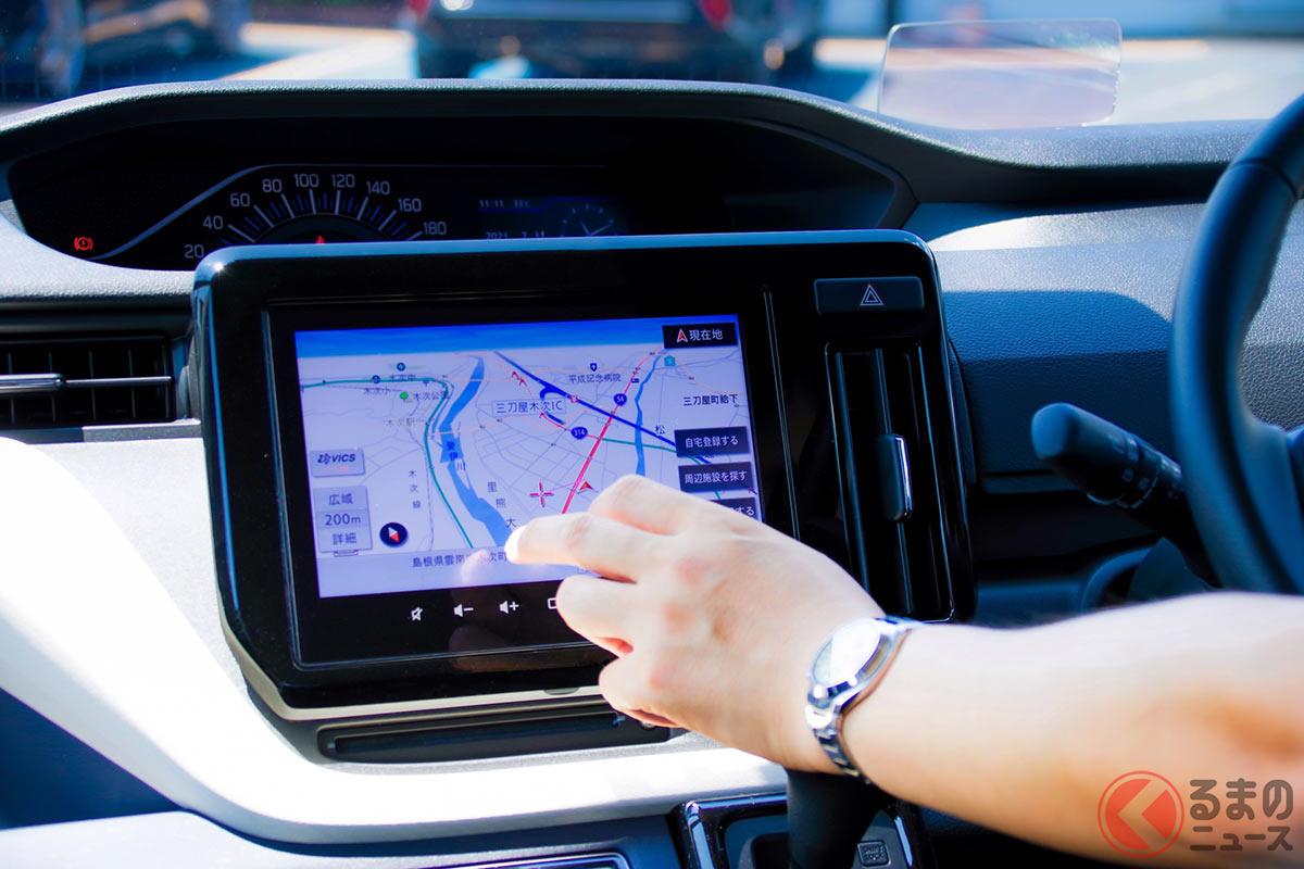 車載ナビとスマホの地図アプリはどっちが使える? カーナビの上手な活用方法とは