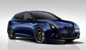現行アルファロメオ・ジュリエッタの最後の限定モデル「ジュリエッタ・ヴェローチェ・スペチアーレ」が登場