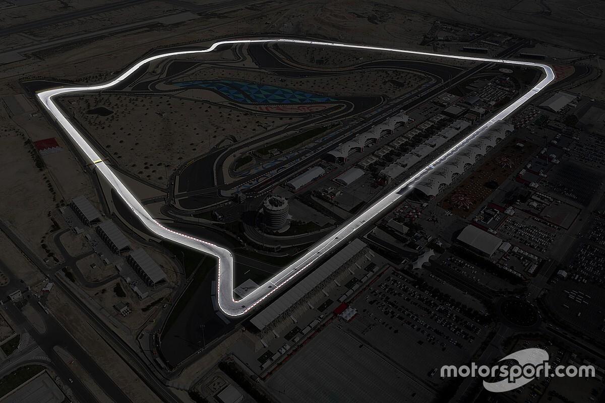 普通じゃない! バーレーンの超高速レイアウトを使用。F1サクヒールGPに向けドライバーはワクワク?