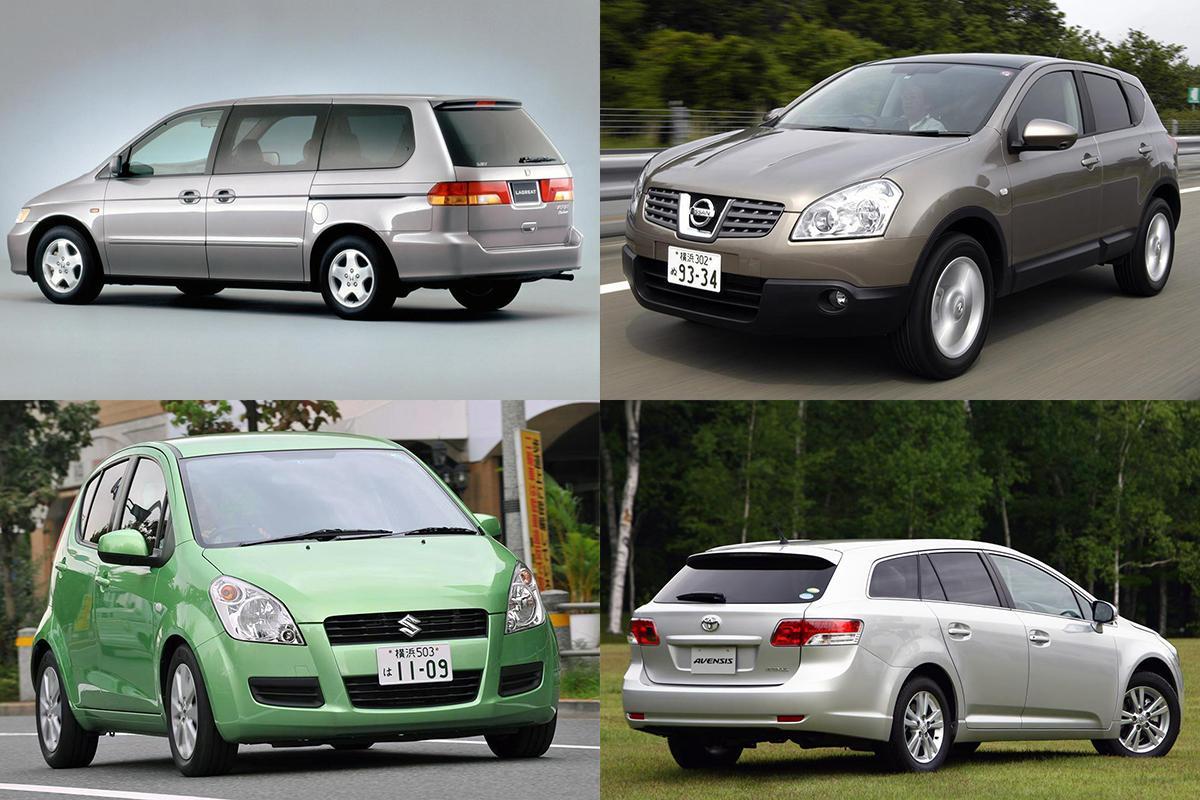 「日本車」なのに「輸入車」! 走りにも見た目にも「帰国子女感」漂うモデル4選
