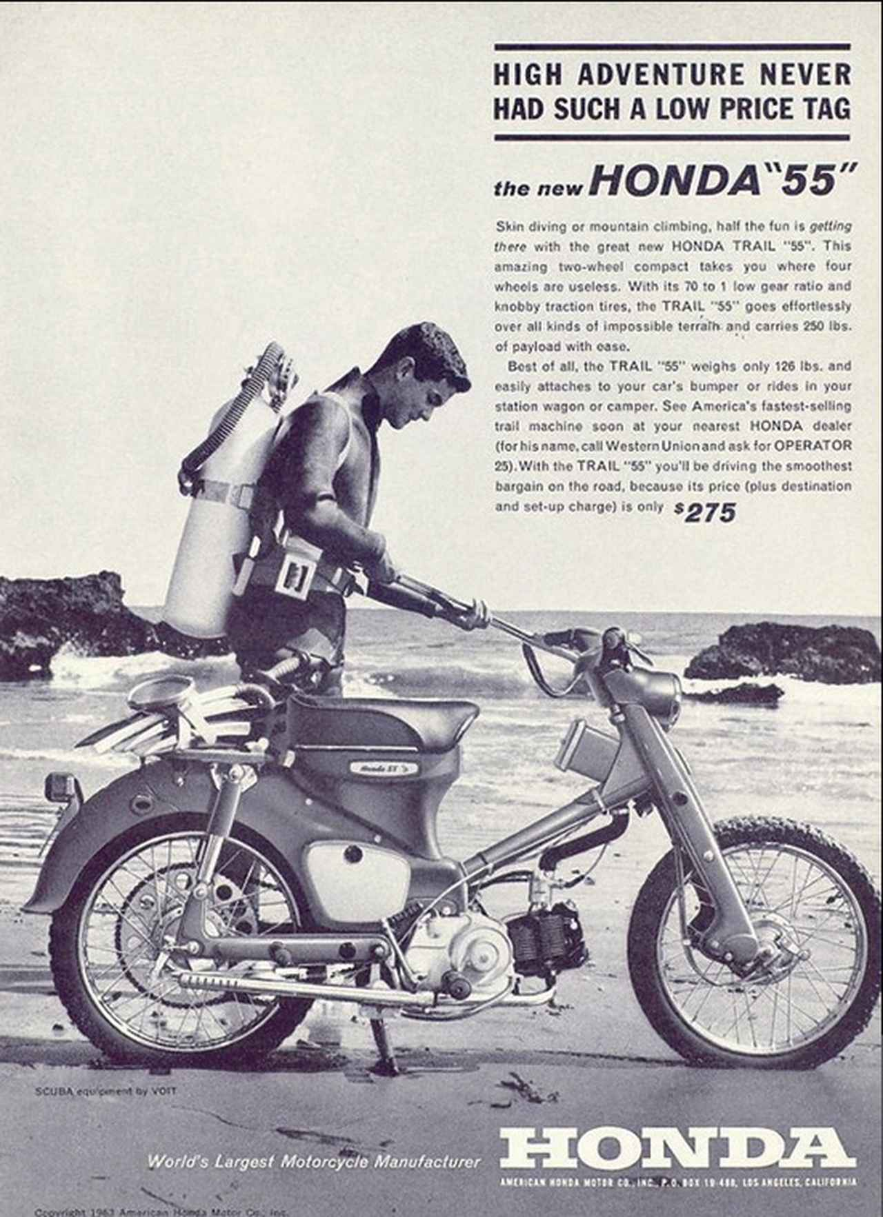 ホンダ「CT125・ハンターカブ」ヒストリーガイド【名車の歴史】1960年代にモデルチェンジを重ねたそのルーツとは?