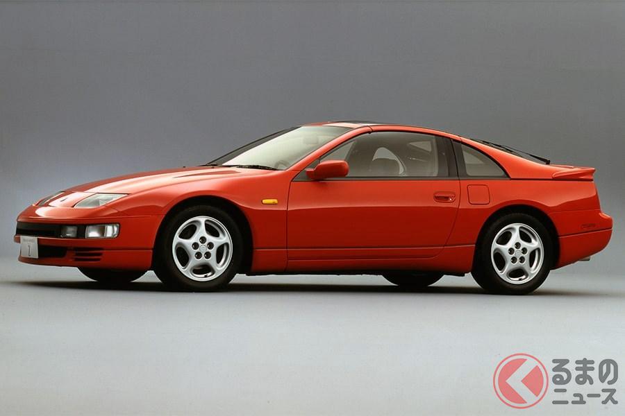 秀逸なデザインと大パワーが魅力的だった! 日産「Z32型 フェアレディZ」を振り返る