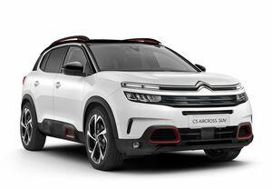 人気SUVのシトロエンC5エアクロスSUVが仕様変更を実施して魅力度アップ