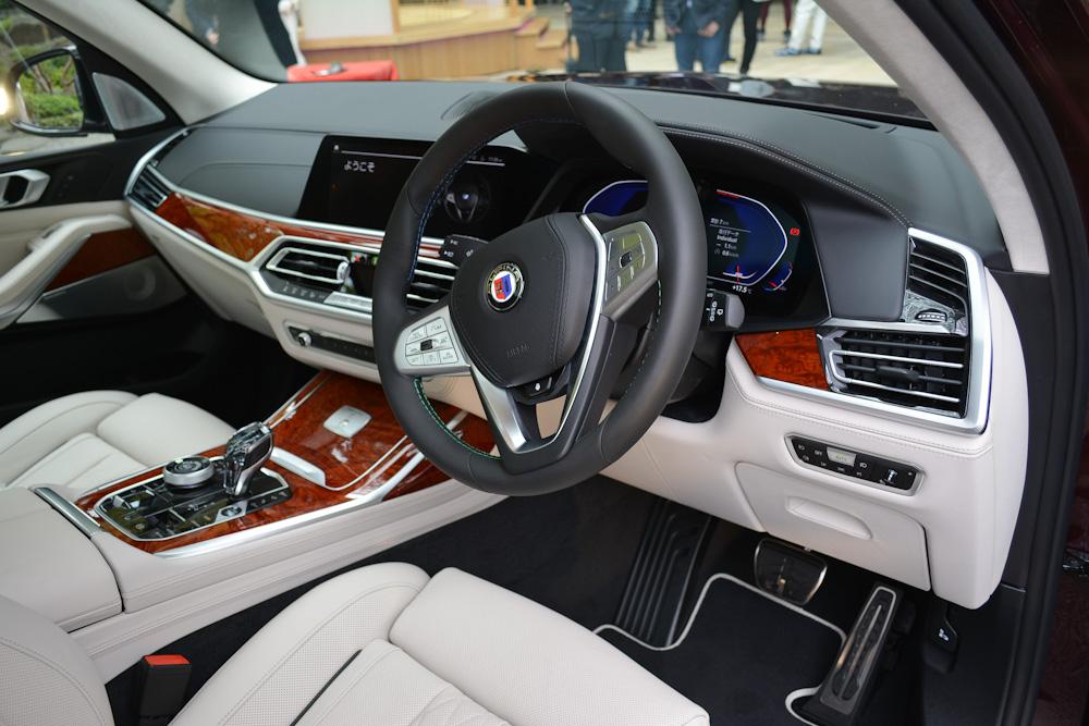 新世代モデル続々登場! 旗艦SUV【XB7】国内初公開でアルピナの進撃が加速する