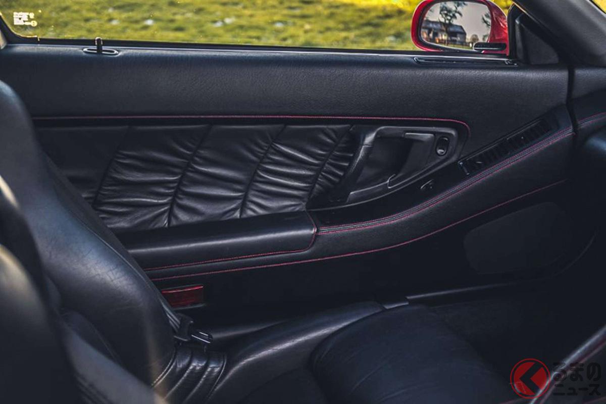 走行5万キロのホンダ「NSX」が出た! 希望ナンバー込みの価格に注目集まる