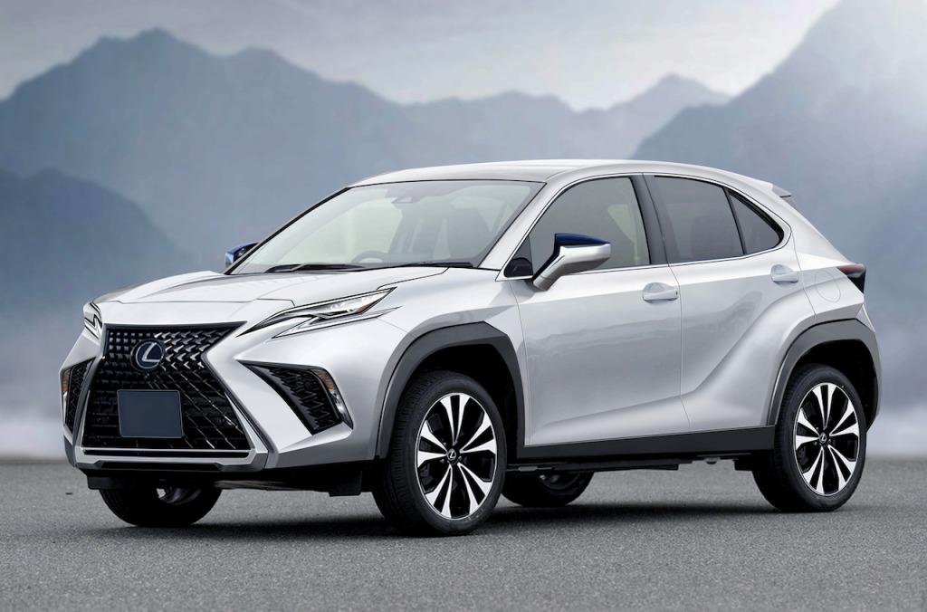 【スクープ】ベースは「トヨタ・ヤリスクロス」? レクサスの新型SUV「LBX」を大予想!