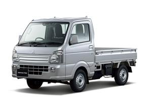 三菱「ミニキャブ・トラック」を一部改良