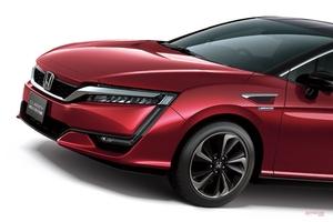 【FCV市場に動き】ホンダ 燃料電池車「クラリティ・フューエル・セル」 個人向けリース開始