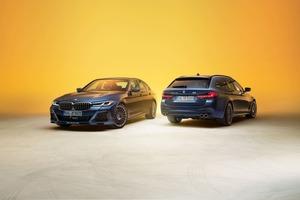 BMW アルピナ B5&D5 Sがアップデート。B5リムジンの巡航最高速度は330km/hを達成!