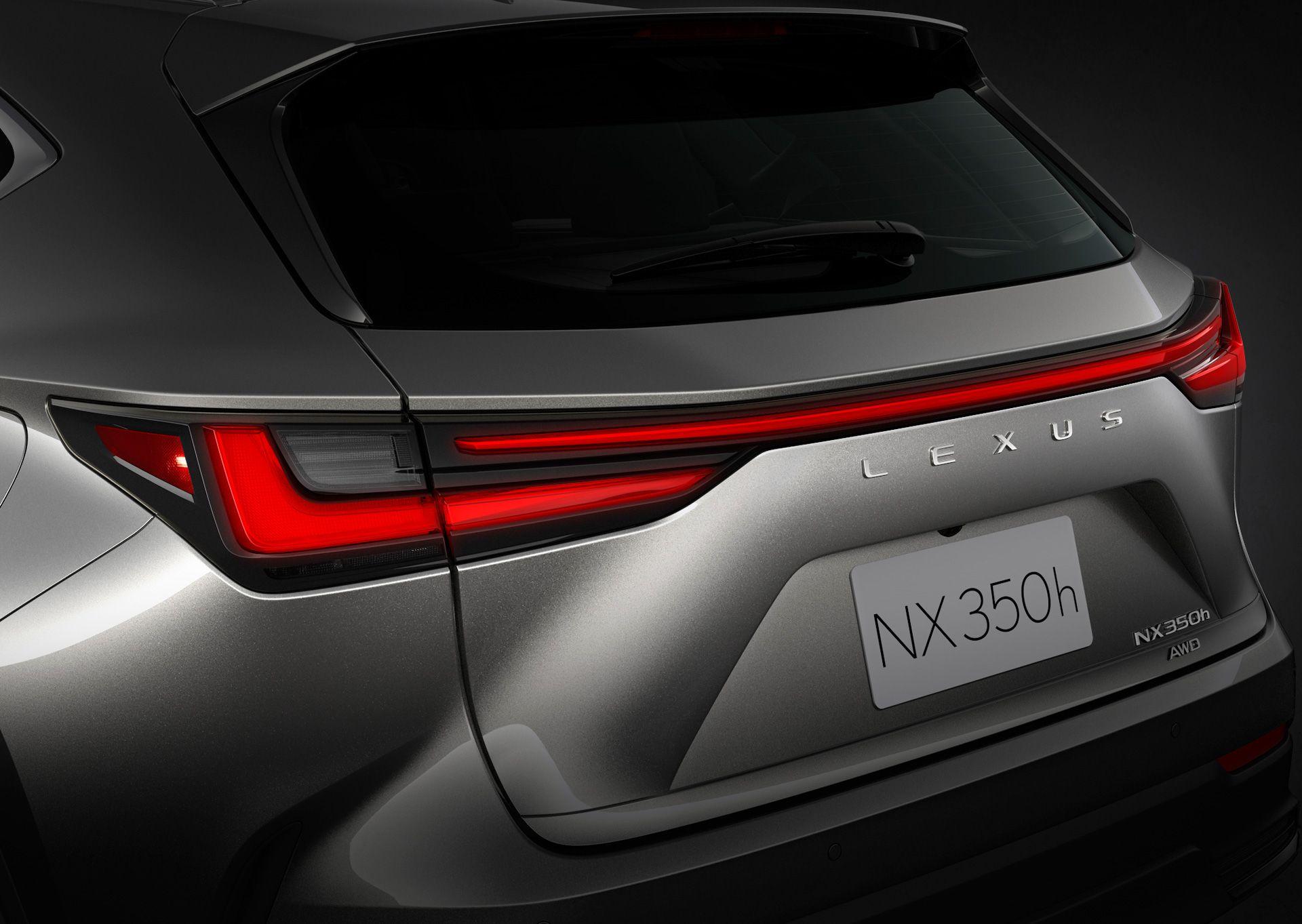 写真で見るニューモデル レクサス「NX」