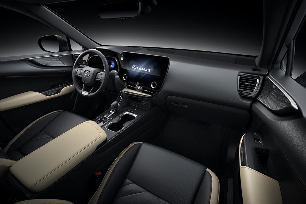 【7年ぶり全面刷新】新型レクサスNX(2代目)世界初公開 フルモデルチェンジ車のサイズ/内装/デザイン