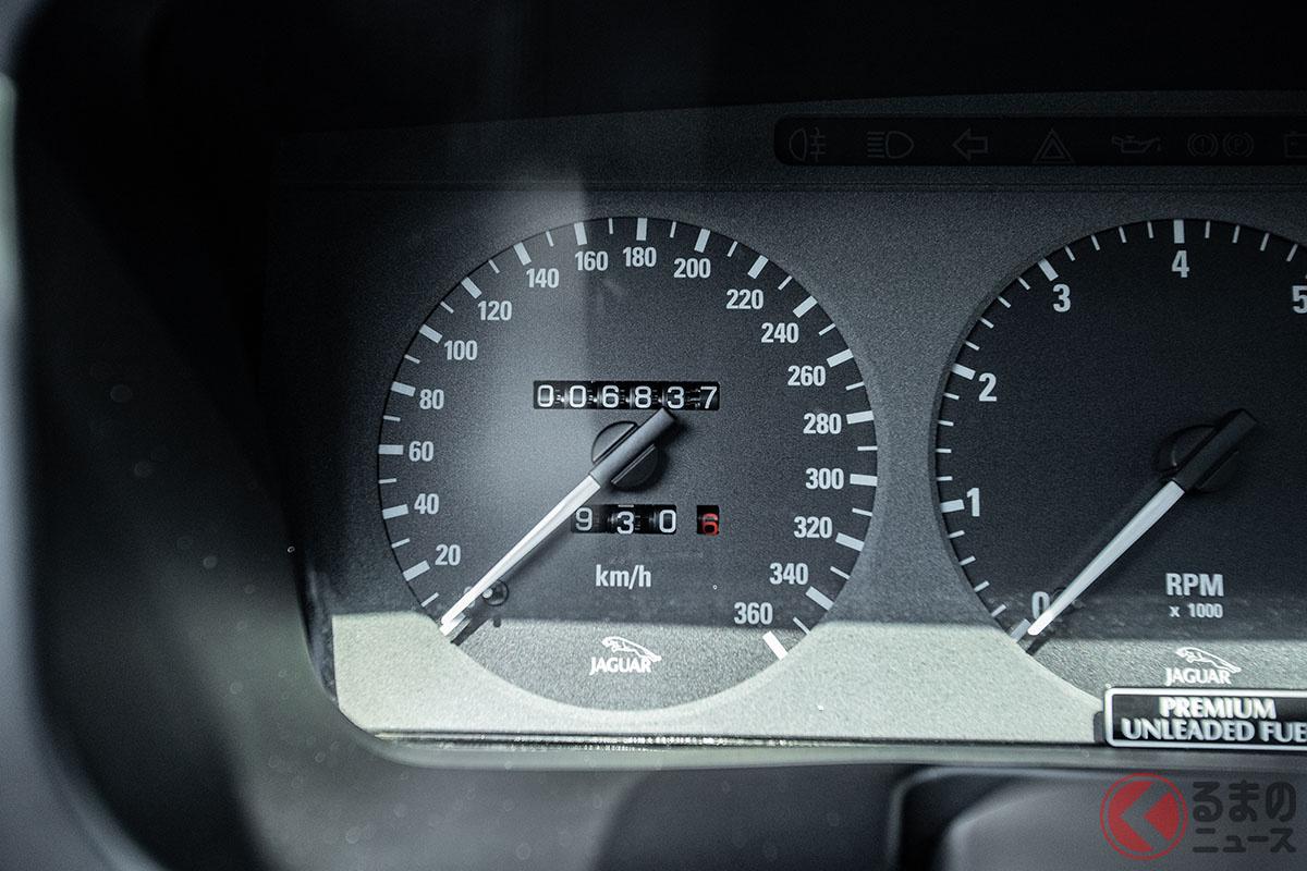 世界最速だったジャガー「XJ220」は5200万円! フェラーリ「F50」やブガッティ「EB110」の半値以下の理由とは