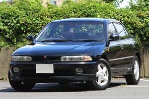 「2.0L V6ツインターボ搭載!」初代と3代目の間で、忘れられた存在の2代目ギャランVR-4。【ManiaxCars】