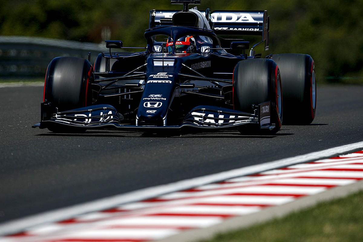 F1ハンガリーFP3速報:ハミルトン、僅差でフェルスタッペン上回り首位。角田裕毅は14番手