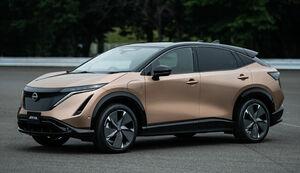 日産が2020年北京モーターショーで新世代クロスオーバーEV「アリア」を披露。合わせて中国市場における今後の商品戦略を発表