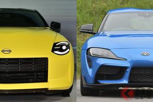 日産新型「フェアレディZ」とトヨタ「スープラ」を徹底比較! FRスポーツのバトル勃発!?