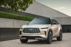 日産の高級ブランド・インフィニティが新たな方向性を示すコンセプトカーを発表