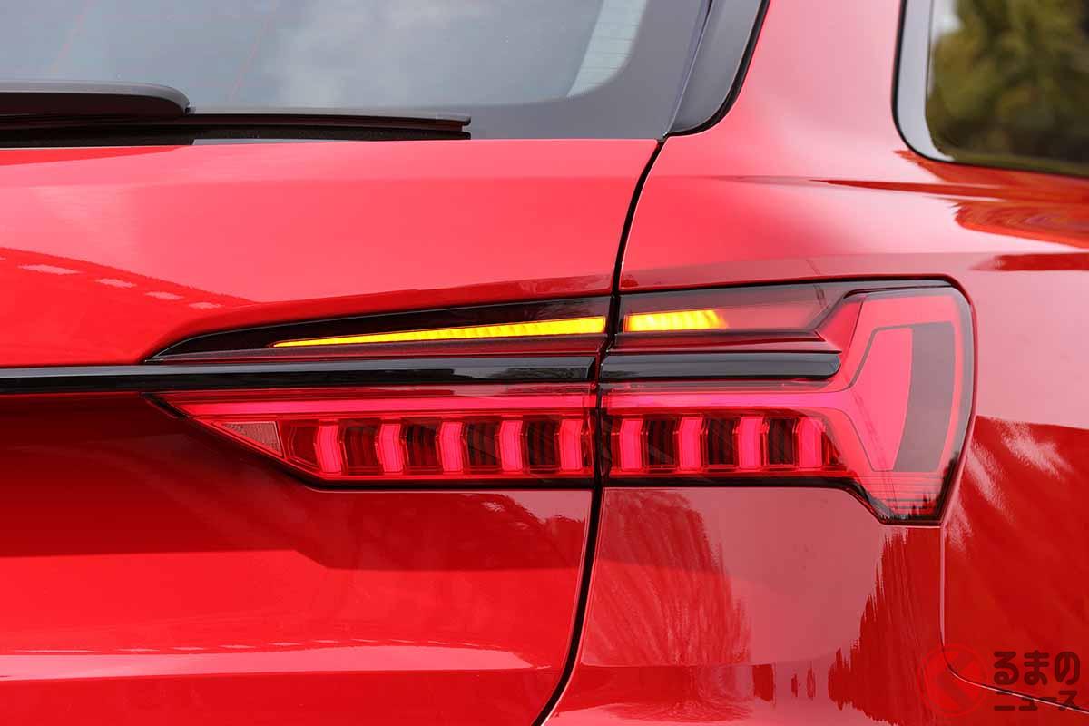 超高性能ワゴンの代名詞 アウディ改良新型「RS6アバント」はどう進化? RSモデルの特徴とは