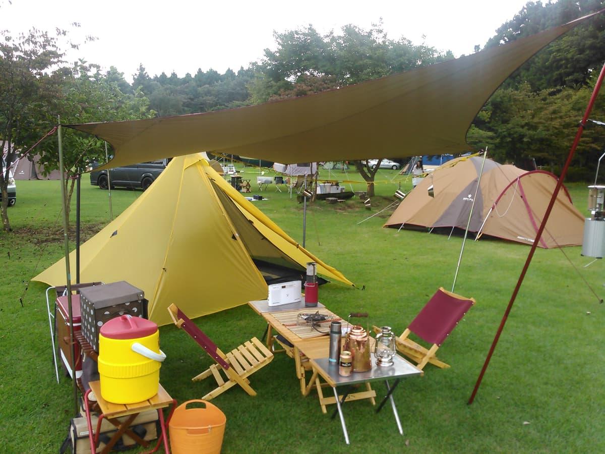 気がつけばテント内がビショビショに? 秋冬キャンプを快適に楽しむために「結露対策」が必須なワケ