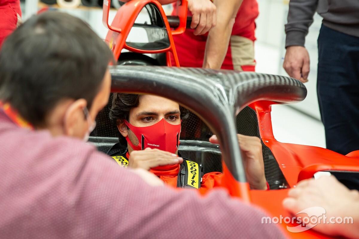 フェラーリ移籍を後悔してるよね? 外野からの声にサインツJr.「腹が立っていた」