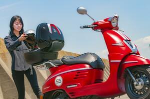 【お値打ち車両の選び方】原付二種&軽二輪スクーターをお探しなら、オシャレなのに便利な「プジョー・ジャンゴ スポーツ」を選べば間違いナシ!《Webオートバイ特別限定車は9月30日まで!》