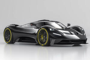 【ダニー・バハール 次の一手は?】アレスS1プロジェクト 自然吸気V8 24台限定モデル