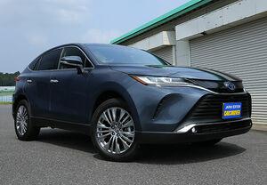 2020年7月国内SUV販売ランキング。ハリアーは前月比2倍以上の9388台を達成