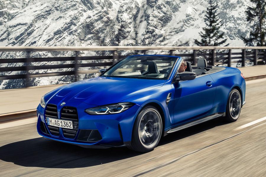 BMW「M4」に「カブリオレ コンペティション M xDrive」を追加